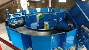 REVOLUTION Sorting System for MRF serving 20,000 population at 20 tons per day